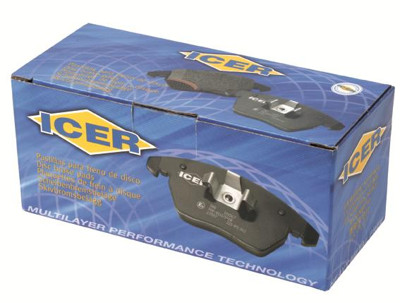 Brake pads for all RENAULT cars